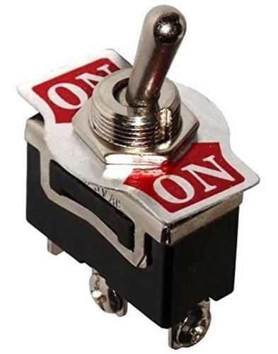 Switch O Interruptor Codillo Grande 6 Pines 15a 125acv
