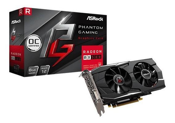 Rx 580 Phantom Gaming D 8gb