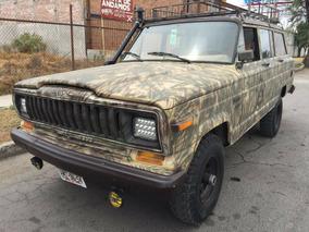 Jeep Wagonner Alpina