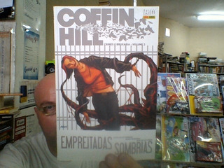 Hq Coffin Hill: Crimes E Bruxaria Vol. 2