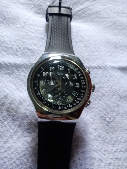 Relógio Swatch Chronograph Grande