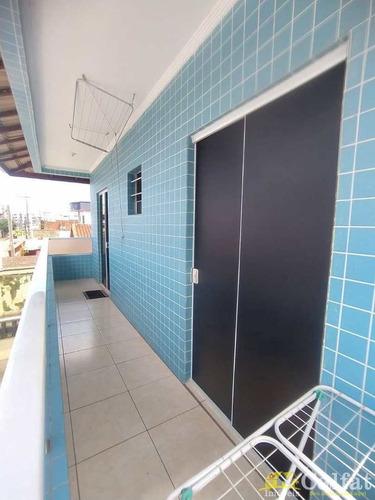 Imagem 1 de 11 de Casa De Condomínio Com 2 Dorms, Ocian, Praia Grande - R$ 215 Mil, Cod: 1650 - V1650