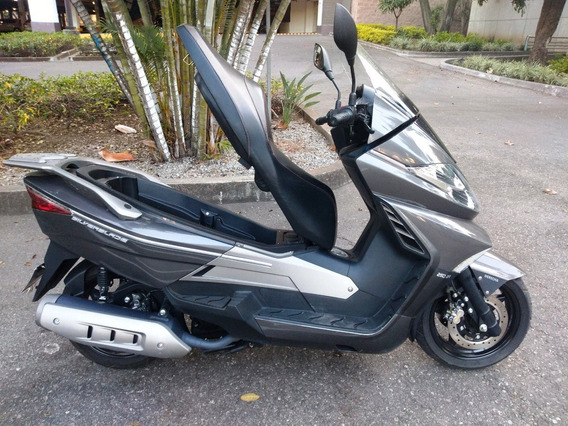 Silver Blade 250 Benelli Keeway Maxi Scooter Factura Liverpo
