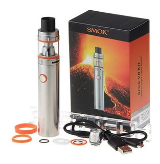 Cigarrillo Elecronico Kit Completo Smok Stick V8 Originales