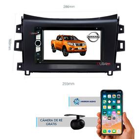 Central Multimídia Dvd Frontier Bluetooth Camera De Re Sd Tv