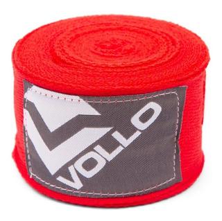 Bandagem Elástica Vermelha - Vollo Sports