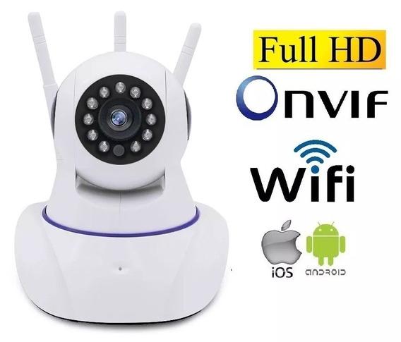 Câmera Ip Segurança Wifi Infravermelho Yoosee P2p Wireless