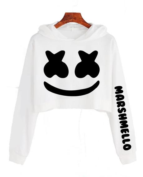 Buzo Corto Marshmellow Dj Electro