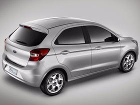 Engate Reboque Ford Ká Hatch Novo 2014 +.....reforçado