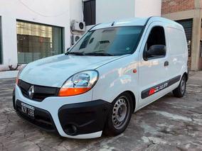 Renault Kangoo 2014 1.6 16v Furgon Gnc Con Accesorios