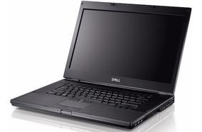 Notebook Intel Dell I5 4gb Win 7 Pro Original Garantia