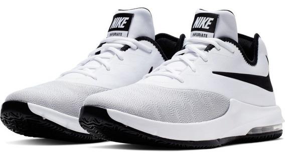 Tenis Nike Air Max Infuriate Iii Low Aj5898-100