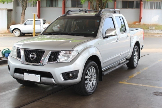 Frontier Sl - Cab Dupla -c4x4 - Diesel - 2014