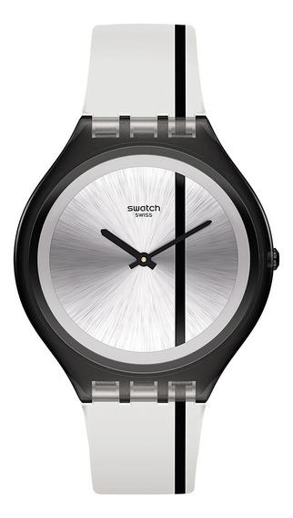 Relógio Swatch Skinthorough Unissex Svub102