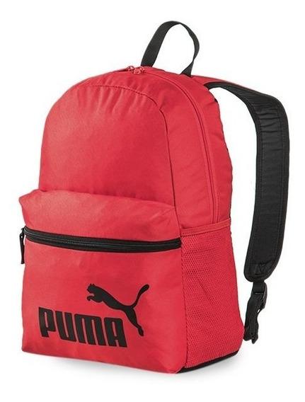 Mochila Puma Varios Modelos Lanzamiento 2020 Roja