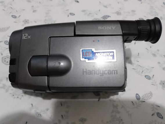 Filmadora Sony Ccd-trv-30 Com Defeito