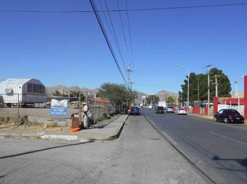 Terreno Comercial C. Zaragoza