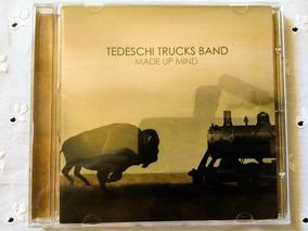 Cd Tedeschi Trucks Band - Made Up Mind