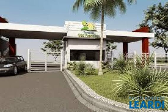 Terreno Em Condomínio - Cajuru Do Sul - Sp - 589516
