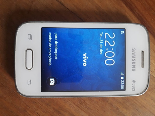 Celular Samsung Galaxy Pocket 2 Duos