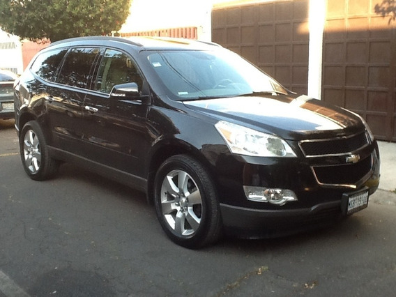 Chevrolet Traverse 2012 B Aa Qc Dvd At Impecable