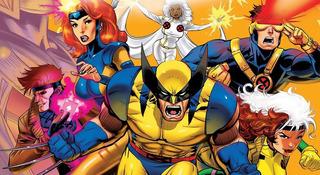 X-men - Temporadas 1 A 5 - Audio Latino Hd 2+1