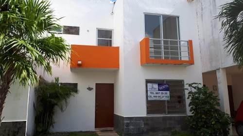 Casa Renta En Cancun 3 Recámaras 2 Baños Villas Del Arte