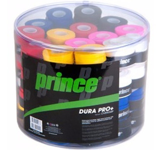 Overgrip Prince Dura Pro+ Com 20 Unidades Colorido