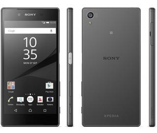 Sony Xperia Z5 Negro 32 Gb Camara 23 Mp Ram 3gb Libre Nuevo
