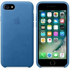 Forro Apple De Cuero iPhone 7/ 8