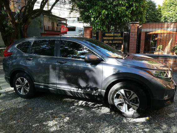 Honda Crv City Plus 2018 At 4x2 Acero