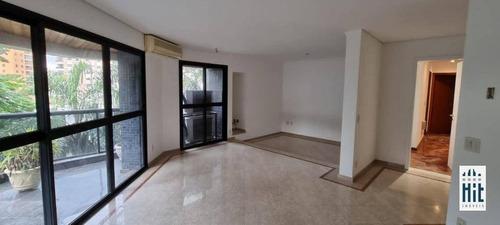 Apartamento À Venda, 203 M² Por R$ 1.900.000,00 - Jardim Vila Mariana - São Paulo/sp - Ap3868
