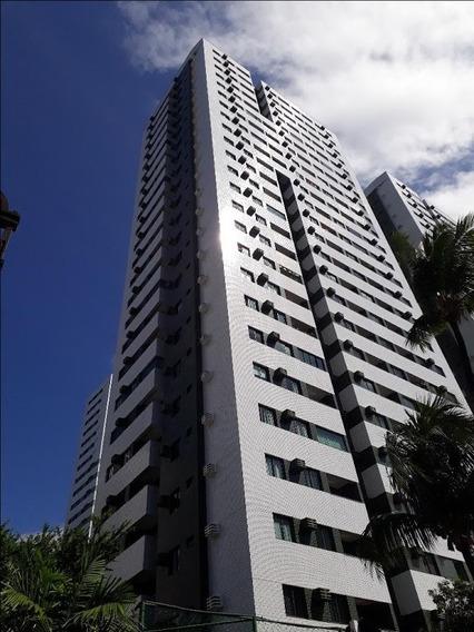 Apartamento Em Madalena, Recife/pe De 65m² 3 Quartos À Venda Por R$ 400.000,00 - Ap280606