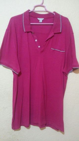 Calvin Klein Xl Playera Tipo Polo