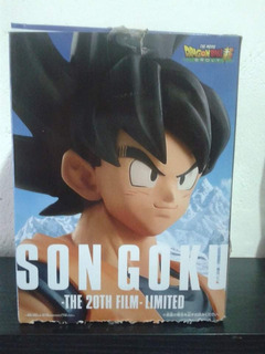 Goku Banpresto 20th Aniversary Original