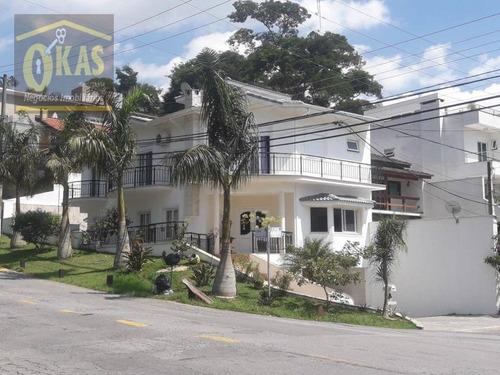 Imagem 1 de 30 de Sobrado Com 3 Dormitórios À Venda, 400 M² Por R$ 1.700.000,00 - Parque Residencial Itapeti - Mogi Das Cruzes/sp - So0140