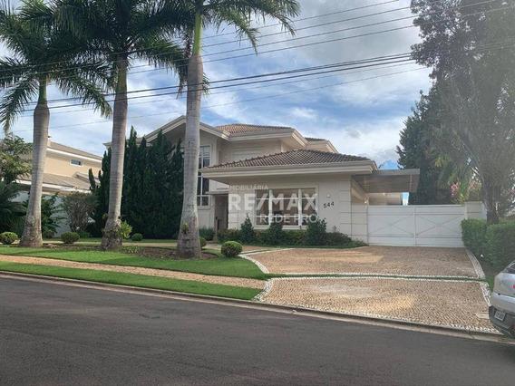 Bellissima Casa Para Locação No Alfhaville Campinas - Ca7042
