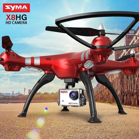 Drone Syma X8hg Câmera 8.0mp Hd Com Sistema Altitude Hold