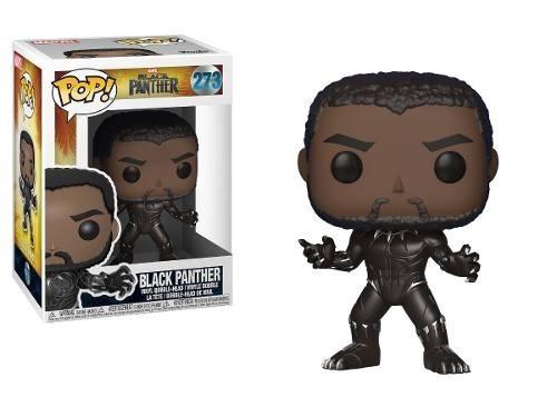 Funko Black Panther Pantera Negra - 273