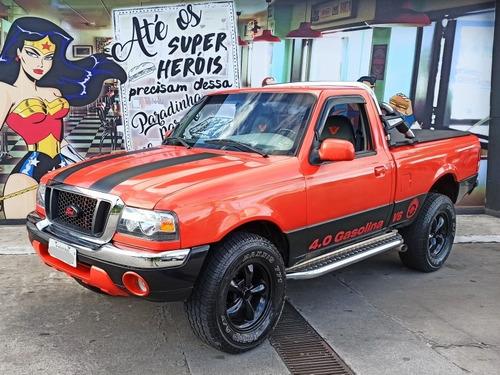 Imagem 1 de 8 de Ford Ranger 4.0 Fury Road (exclusiva) V6