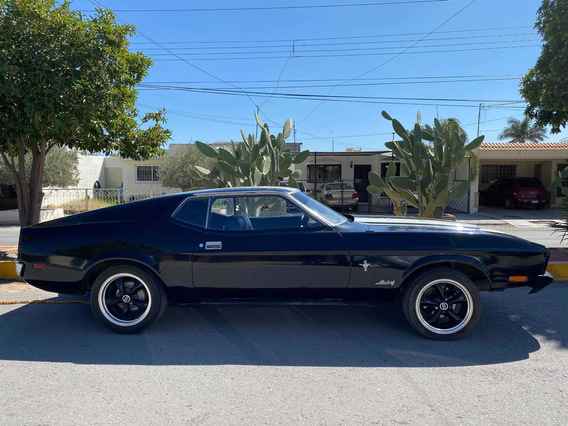 Ford Mach 1 Mustang 1973