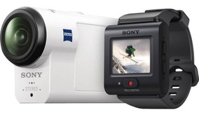 Filmadora Sony Hdr-as300r Action Cam Branco