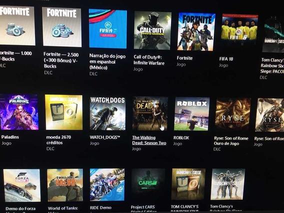 Battlefield 1, Rainbow Six Siege,cod Ghosts E Fifa 18 E Iw +