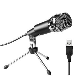 Micrófono Usb Studio Para Skype, Grabaciones ,google , Etc
