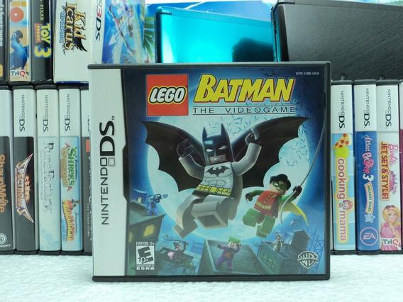 Lego Batman - Nintendo Ds - Promoção Em Até 12 X S/juros!!