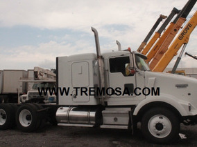 Tractocamion Kenworth T800 2009 100% Mex. #2714