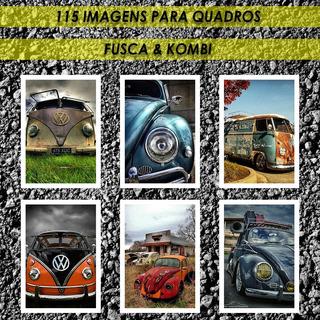 115 Imagens Hd Fusca, Kombi, Vetor Posters, Vintage, Retrô