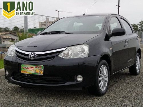 Toyota Etios Xls 1.5 Flex 16v 5p Mec. Completo