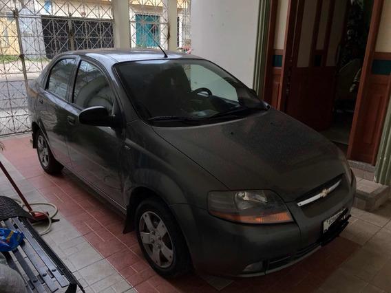 Chevrolet Aveo Activo 1.6 Negociable
