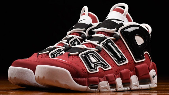 Scottie Pippens Nike Air More Uptempo 96 Chicago Bull !!!!